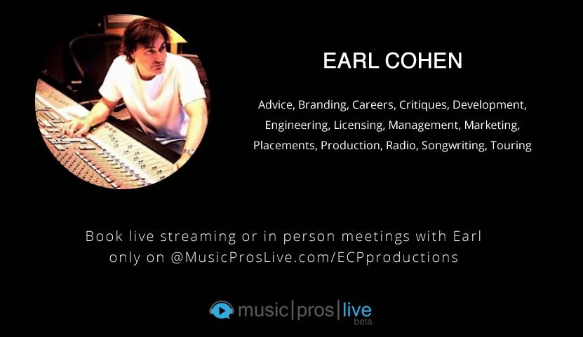 music pros live